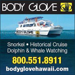 Body Glove Hawaii - Big Island Adventure Travel & ecotourism