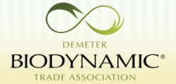 Demeter Biodynamic Trade Association Logo - Biodynamic Association
