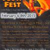 "Big Island flow festival ""flow fest"" line up card"
