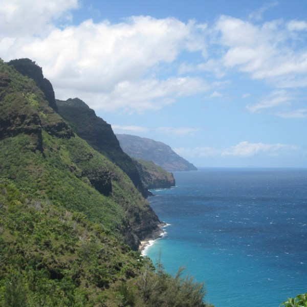 Napali Coast/Kalalau Trail (Day 1)