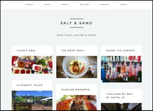 Salt & Sand