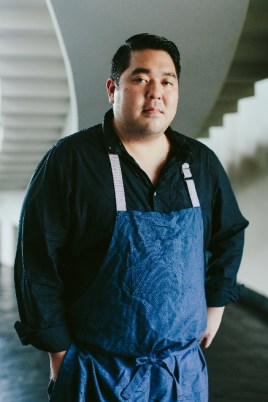 Chef Chris Kajioka
