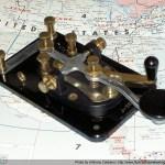 Morse Code Straight Key by Anthony Catalano
