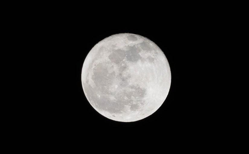 Full moon celebration