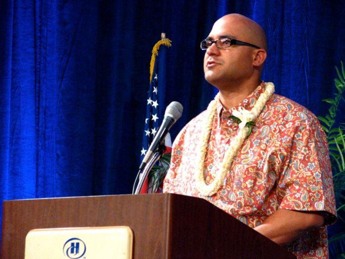 GOP Chairman Jonah Ka'auwai