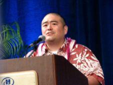 Reed Shiraki candidate for House 36