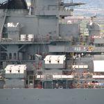 USS Mssouri Battleship monument