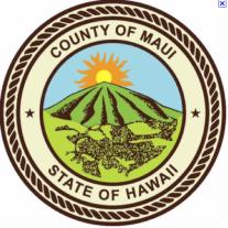 maui county logo