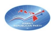 Hawaii GOP logo