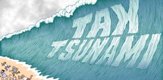 Tax Tsunami