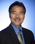 Senate Ways and Means Chair David Ige