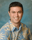 SORRY: John White, executive director of PRP Hawaii, apologized to Cayetano as a part of the settlement