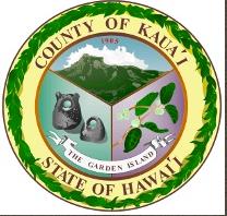 Kauai county logo