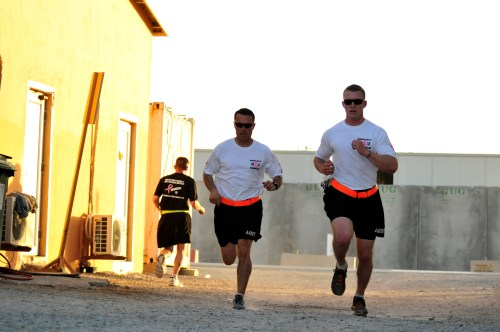 The 25th Combat Aviation Brigade Pink Ribbon 5K Fun Run
