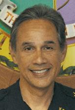 Kauai Chief of Police Darryl Perry
