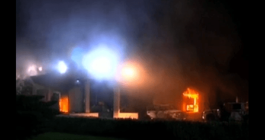 Deadly attack on U.S. facilities in Benghazi, Libya (VOA New)