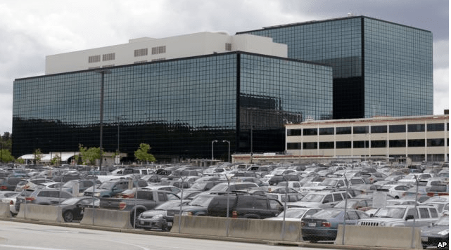 The National Security Administration (NSA) campus is seen in Fort Meade, Md., June 6, 2013.