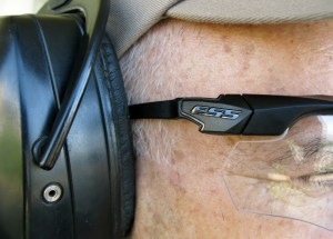 7bcb900702ff The Suppressor lies very flat and unobtrusively between your head and the  ear protection and those age spots.