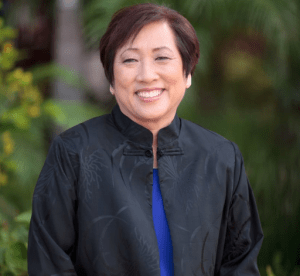 CHALLENGER: U.S. Rep. Colleen Hanabusa, D-HI, received Obama's endorsement in 2010