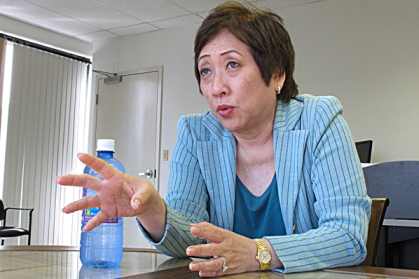 CUT US OUT: U.S. Rep Colleen Hanabusa, D-Hawaii, says Hawaii should be exempt from ACA requirements.
