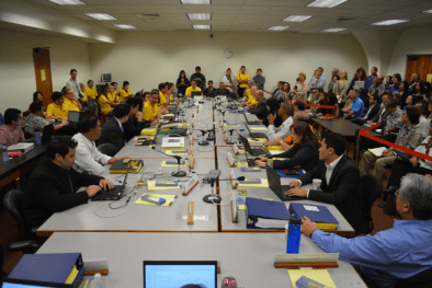 Hawaii House and Senate Budget Negotiations 2014