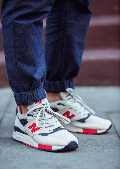 J Crew Independence Day Sneaker