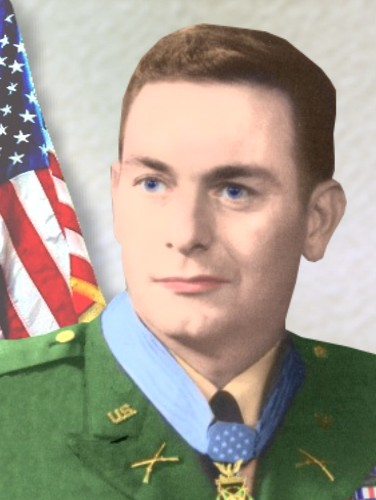 Col. Kern W. Dunagan, U.S. Army. Medal of Honor