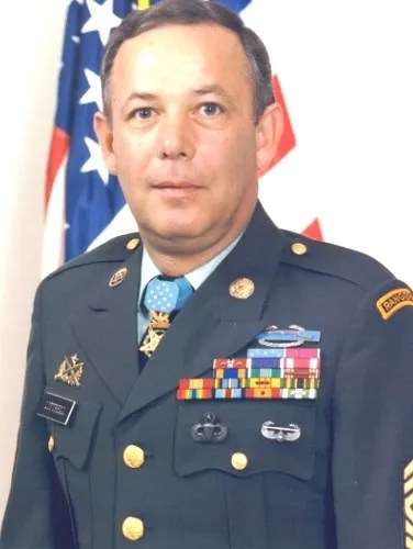 CSM Gary Lee Littrell, US Army
