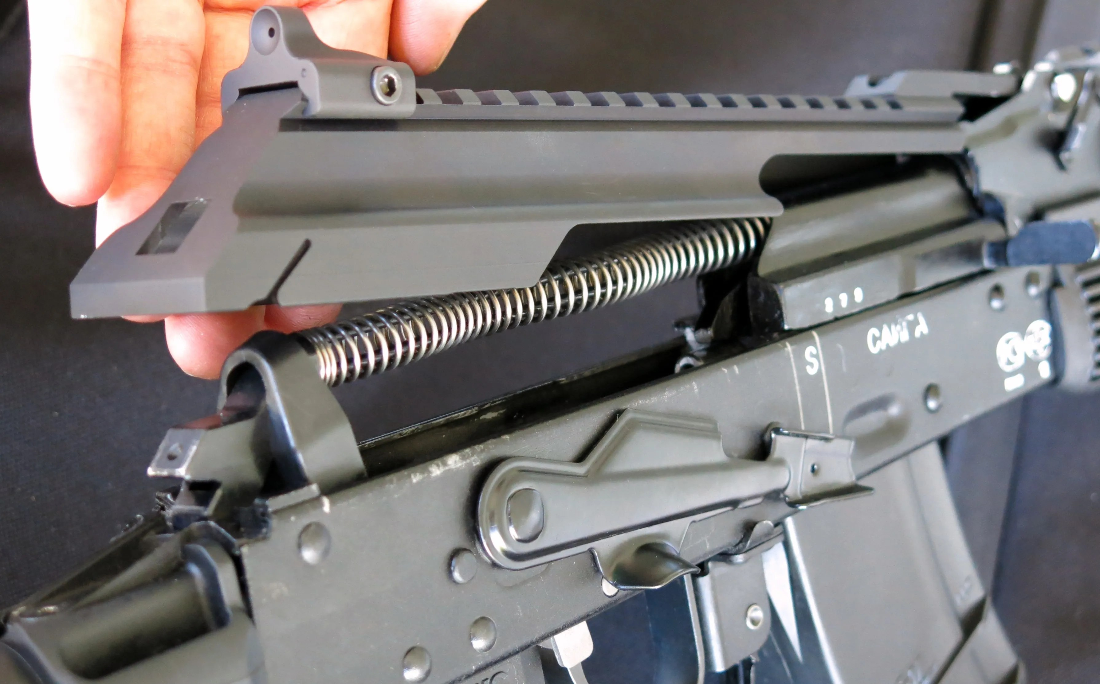 Texas Weapon System Dog Leg Rail Gen 2 | Hawaii Reporter