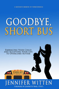 Goodbye short bus book cover