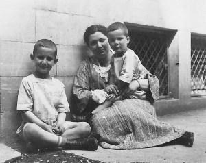 Copy of Fritz, Selma, JLK c 1922
