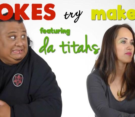 Mokes makeup challenge