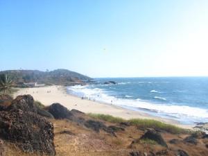 Vegator_beach_goa_india