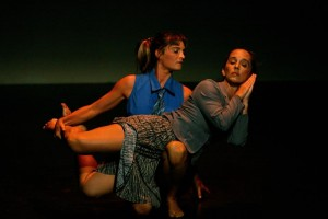 "Photo by Kelly Wadlegger. Presenting ""Identities in Motion,"" an evening of theatre and dance at Ong King Arts, November 12 at 8:30pm, as part of the Oahu Fringe Festival."