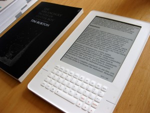 iRiver Story eBook Reader | Photo by Andrew Mason/Flickr