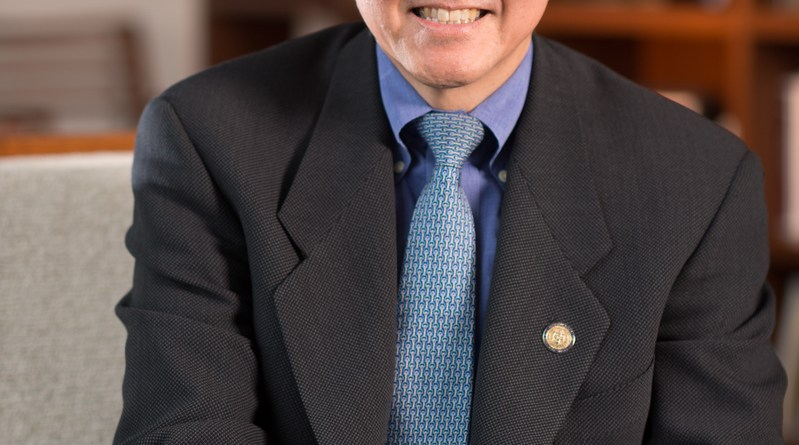Photo: John Y. Gotanda (Credit: Villanova University, David DeBalko)