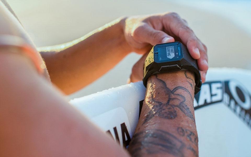 Relógios de Surf