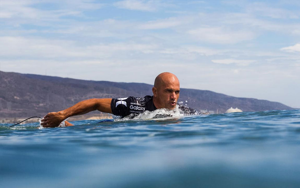 Como melhorar a remada no surf