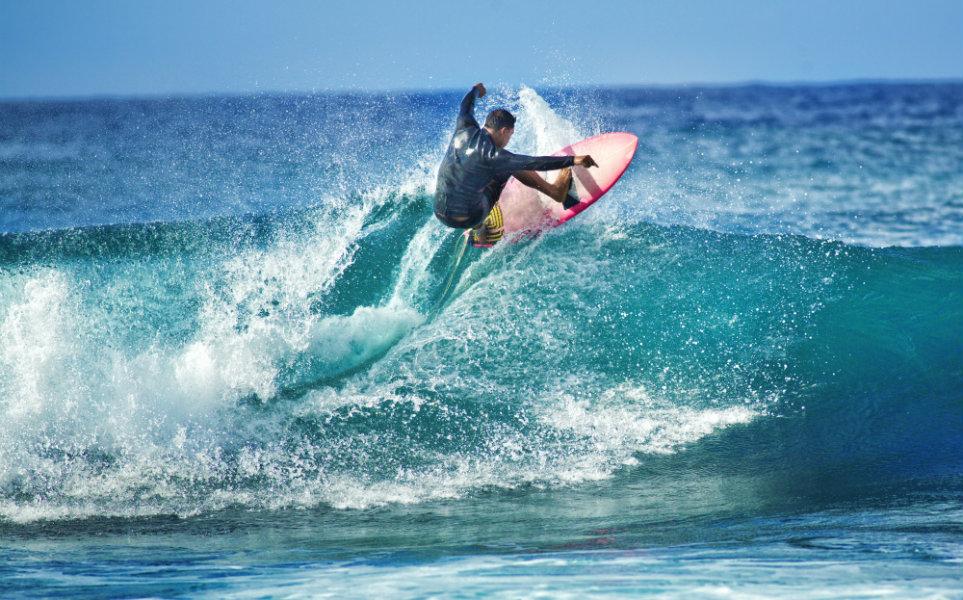 surfista profissional