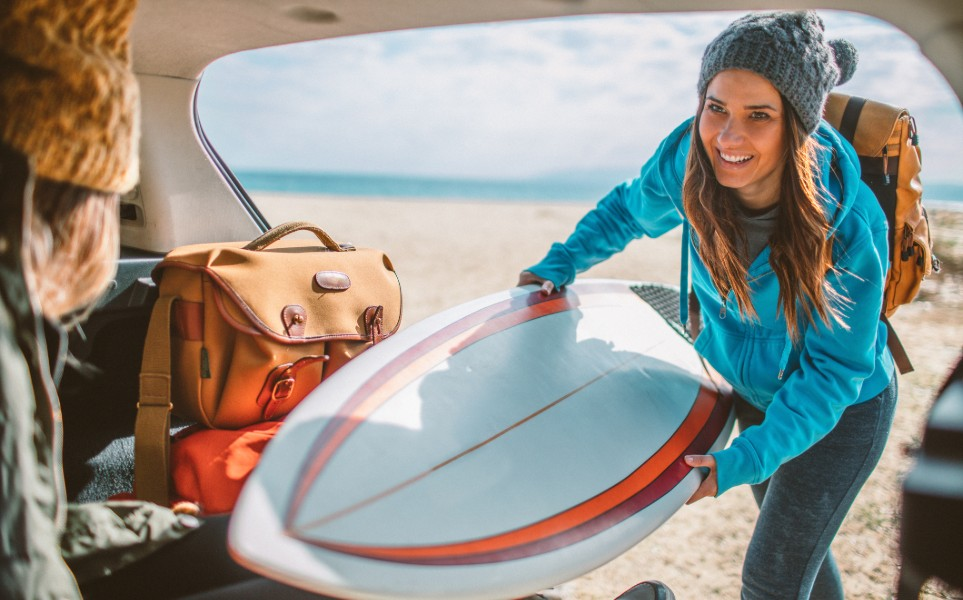 Surf No frio
