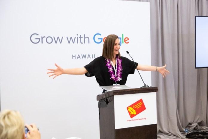 Gallery: Grow with Google in Kaimuki