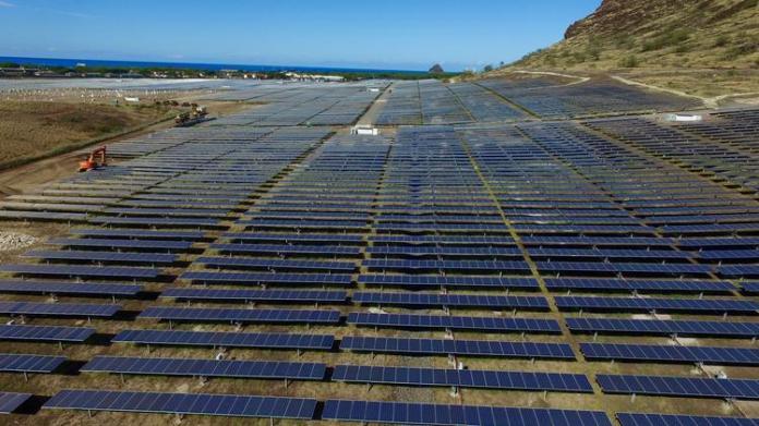 Eurus Solar Farm