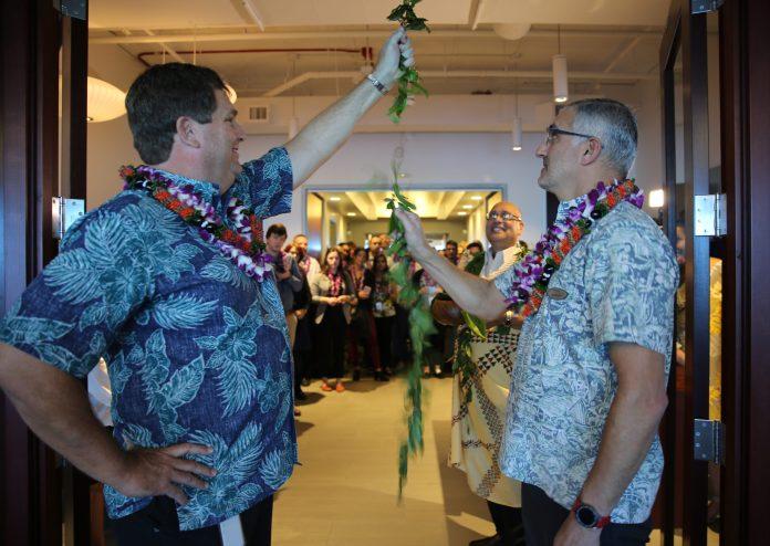Hawaiian Airlines opens Mainland IT center