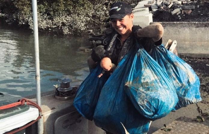 Teen ambassador brings 'Sea Cleaners' mission to Kure Atoll