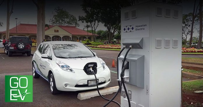Hawaiian Electric EV