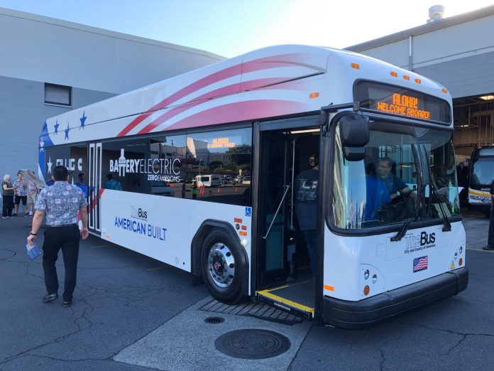 Hawaiian Electric wants to accelerate electric bus program