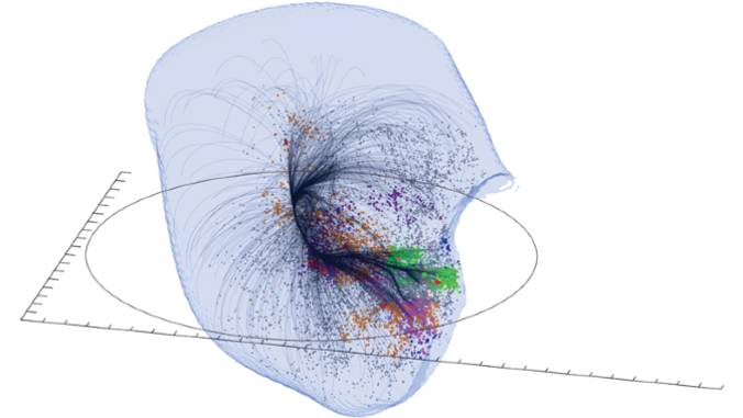 Astronomers discover immense galaxy supercluster beyond Laniakea