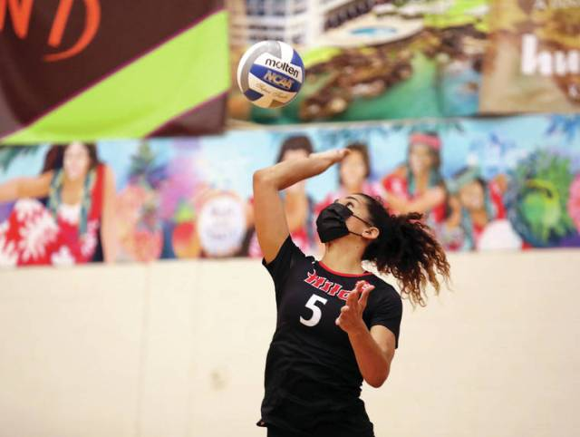 Vulcans too cool for pod? Handling 'challenging' foes, volleyball team looks worthy of more