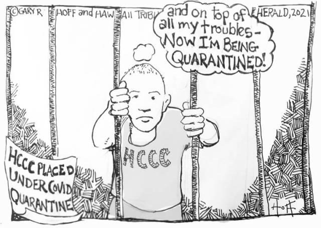 Cartoon for April 18
