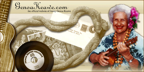 Aunty Genoa Keawe